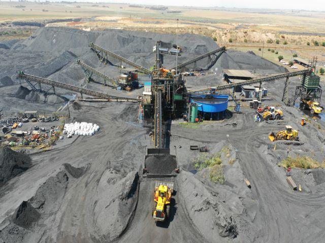 Ingwenya Mineral Processing Umlalazi plant