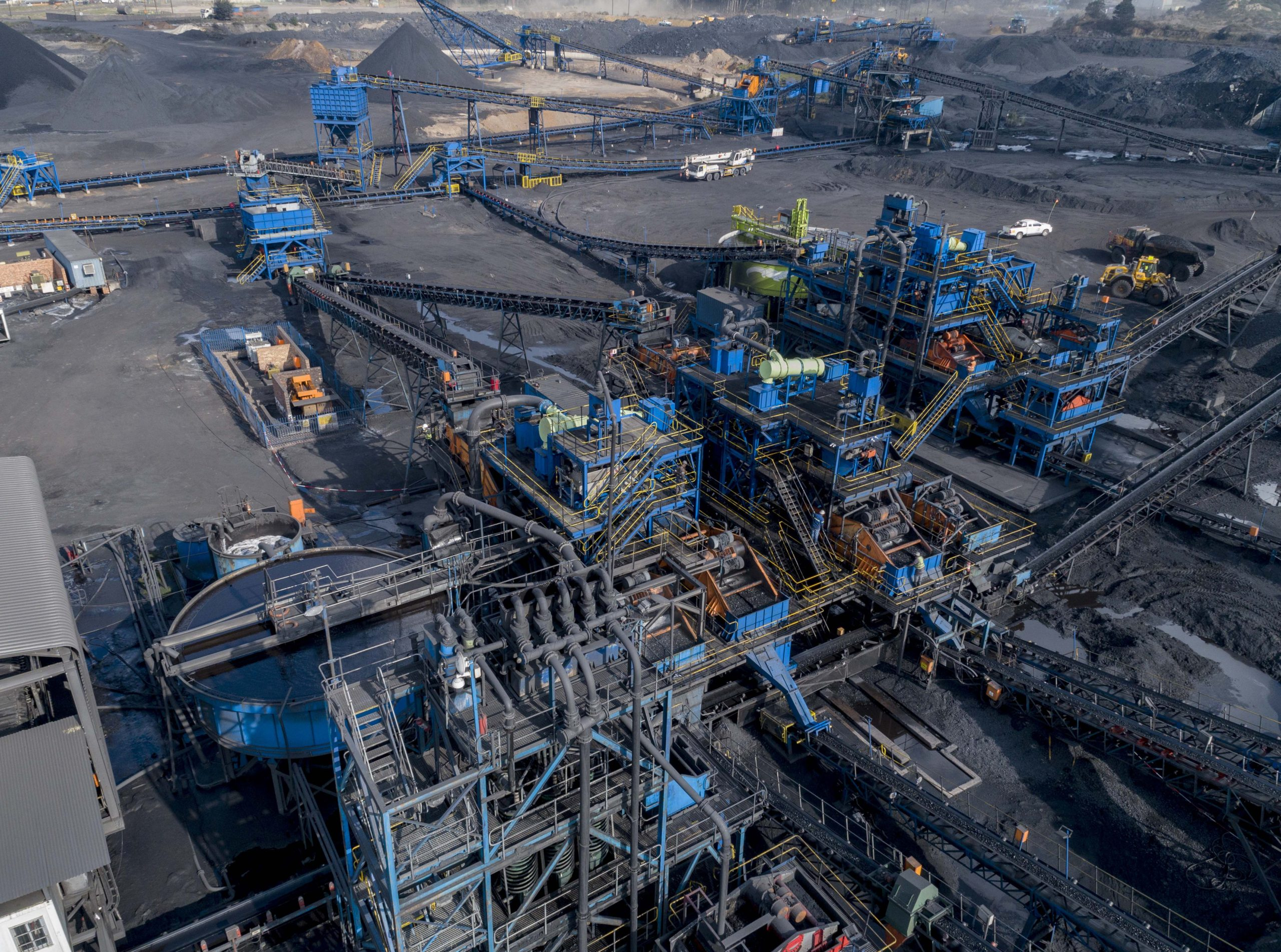 Ingwenya Mineral Processing photos